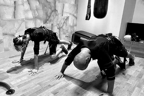 Coaching sportif en duo | L'Endroit Paris