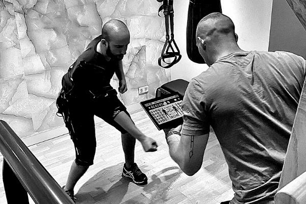 Electro-stimulation et coaching sportif personnalisé | L'Endroit Paris